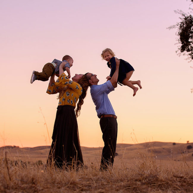 outdoor family photographer vacaville
